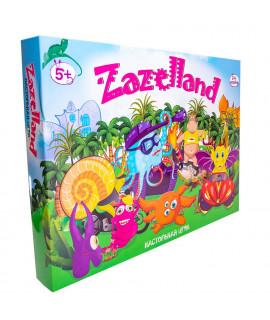 Настольная игра Zazelland Strateg 30213