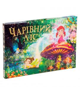 Настольная игра-бродилка Волшебный лес Strateg 30215