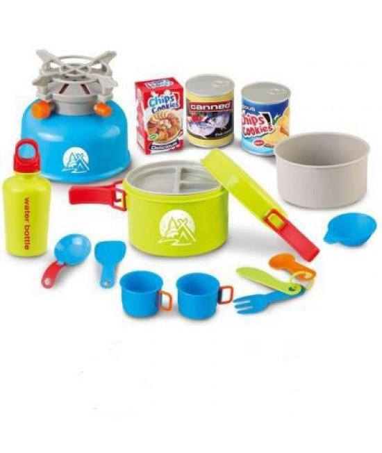 Игровой набор посуды Bambi 008-80 D