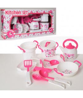 Игровой набор посуды LN593A-B