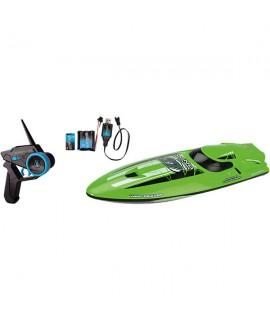 Лодка Dickie Toys Супер скорость на р/у с зарядным устройством USB 2-канальний 48 см - 1119082