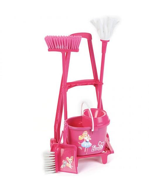 Детская тележка уборщика Barbie 6352
