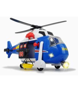 Вертолет Авиация с носилками Dickie Toys 1137001
