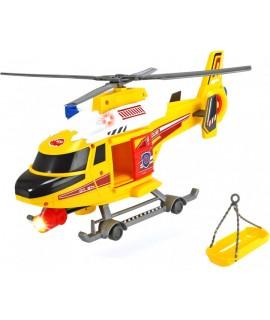 Вертолет Воздушная полиция с носилками Dickie Toys 1137003