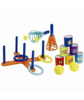 Набор игр 3 вида спорта - Ecoiffier 0192