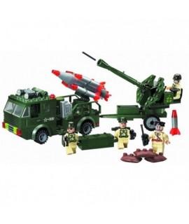 Конструктор Brick Ракетница 812