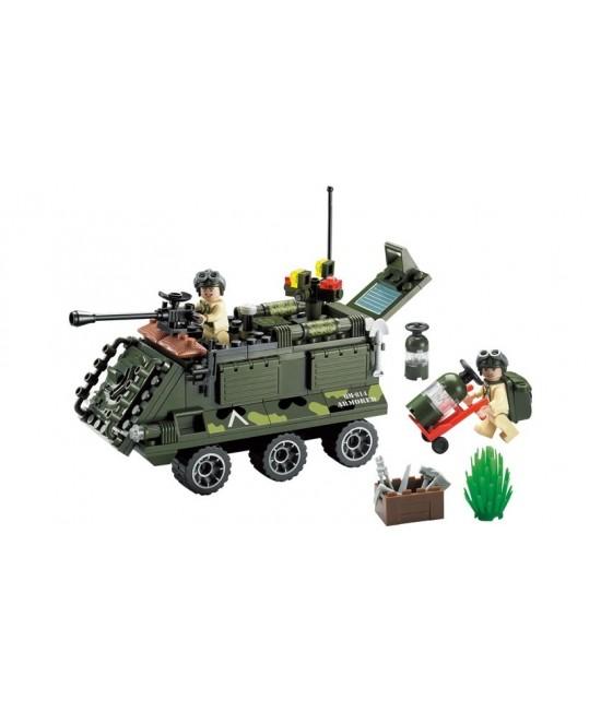 Конструктор Brick Броневик 814