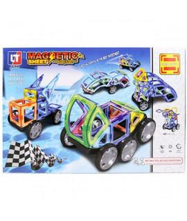Конструктор магнитный Limo Toy LT3003