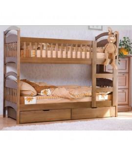 Детская двухъярусная кровать Арина
