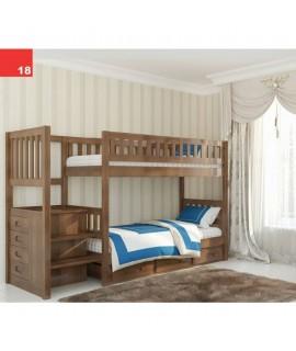 Детская двухярусная кровать Владимир