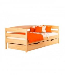 Детская подростковая кровать Нота плюс 190х80 (200х90)