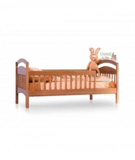 Детская кроватка 160х80 Арина с ограждением