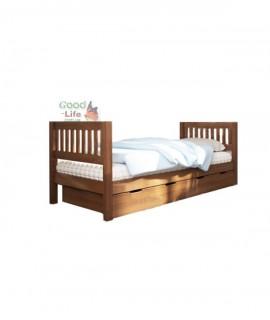 Детская подростковая кровать Максим 200х90 НЯ с шухлядами