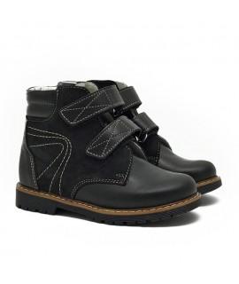 Ортопедические ботинки детские Берегиня 1313 черный
