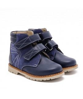 Ортопедические ботинки детские Берегиня 1313 синий