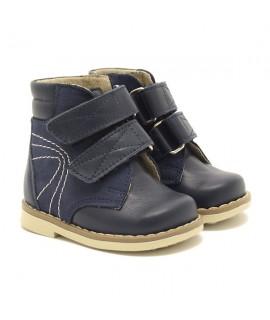 Ортопедические ботинки детские Берегиня 2713 синие