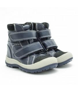 Ботинки детские демисезонные Берегиня 2714 синие