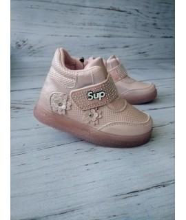 Ботинки детские демисезонные BBT H2911-3 розовые