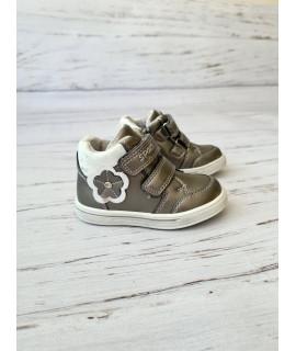 Ботинки детские демисезонные Bobbie Baer DY37 серые