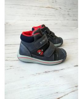 Ботинки детские демисезонные Kimboo FL10-1K темно-синие