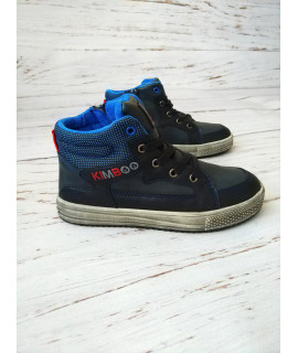 Ботинки детские демисезонные Kimboo JN20-3B синие