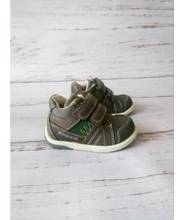 Ботинки детские демисезонные С.Луч F5601-2 серые