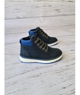 Ботинки детские демисезонные С.Луч Q262-1 синие