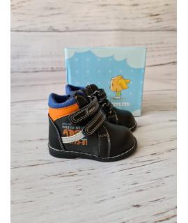 Ботинки детские демисезонные Tom.m 3811A черные