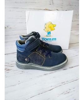 Ботинки детские демисезонные Tom.m 5995B синие