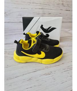 Кроссовки детские Angel 200-127 желтые