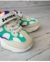 Кроссовки детские Violeta 200-32K белые