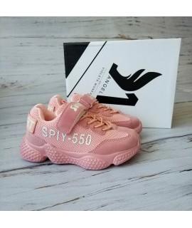 Кроссовки детские Violeta 200-50K розовые