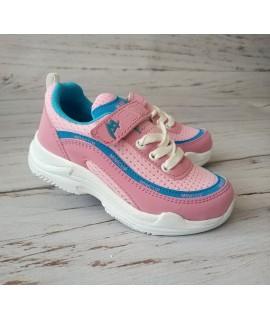 Кроссовки детские Cinar 3061-01 розовые