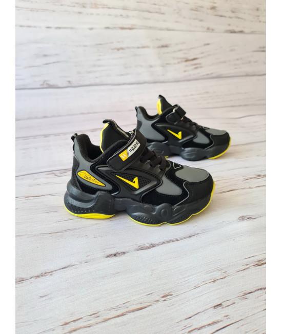 Кроссовки детские Kimboo 573-2A черный