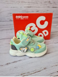 Кроссовки детские ABC good A763 green