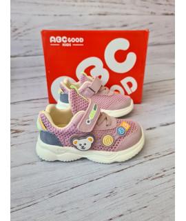 Кроссовки детские ABC good A763 purple