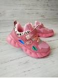 Кроссовки детские Bessky B9782-2A розовые