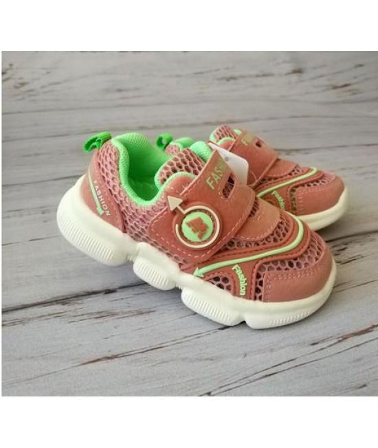 Кроссовки детские Apawwa E09 pink