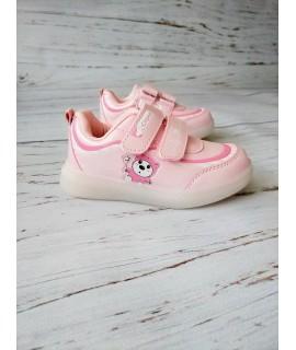 Кроссовки детские Clibee F778 розовые