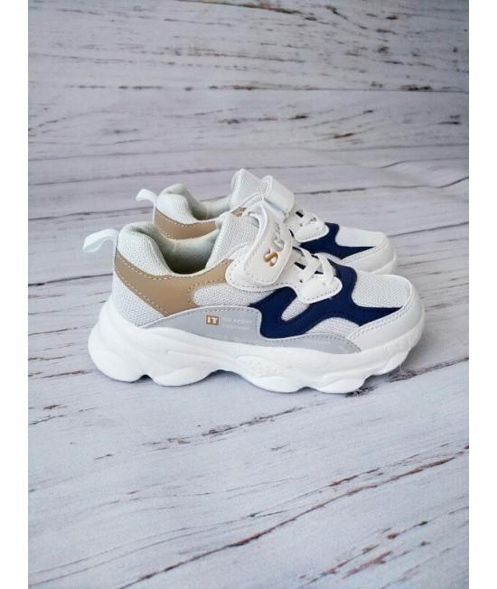 Кроссовки детские BBT H3271-2 белые