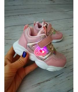 Кроссовки детские BBT H3329 розовые