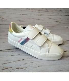 Кроссовки детские Apawwa V19-31 белые