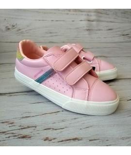 Кроссовки детские Apawwa V19-31 розовые