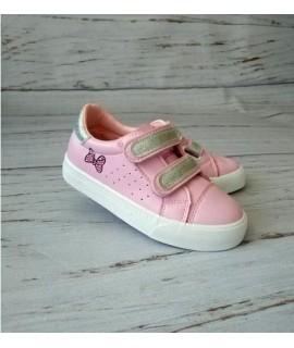 Кроссовки детские Apawwa V19-32 розовые