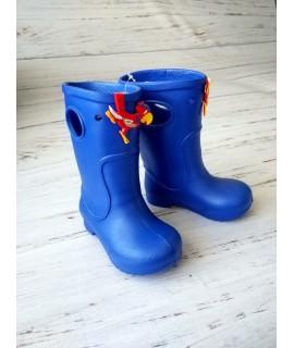 Резиновые сапоги детские Jose Amorales 117051 синие