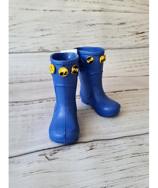 Резиновые сапоги детские Jose Amorales 117162 синие