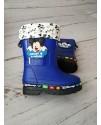 Резиновые сапоги детские Disney C06W синий