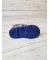 Резиновые сапоги детские BBT H2998-4 темно синие