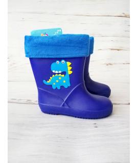 Резиновые сапоги детские BBT H2999-2 синие