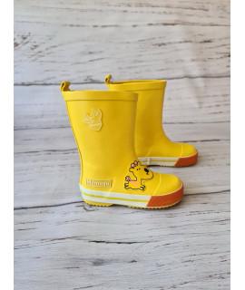 Резиновые сапоги детские Hemuyu HMY209 желтые